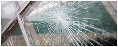 Grimsby Smashed Glass